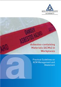 HSA Asbestos Containing Materials in Workplaces