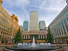 Canary Wharf HBE London Office