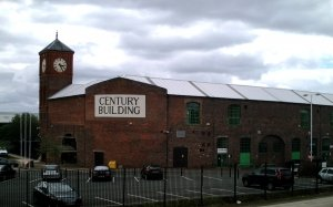 Century Building Brunswick HBE Liverpool office