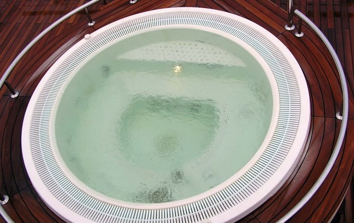 Hot tub Jacuzzi Legionella bacteria source HBE
