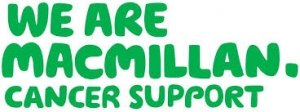 Macmillan Cancer support HBE charity