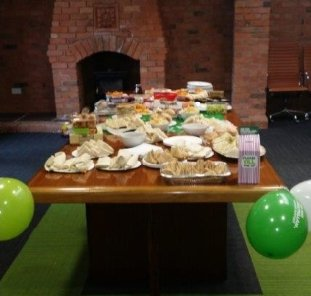 Macmillan coffee morning HBE 2015-09