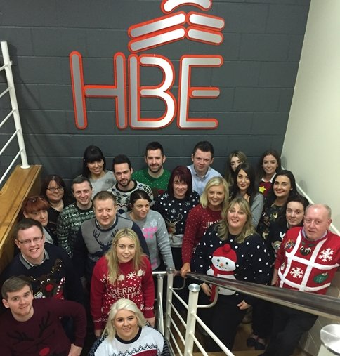 HBE Charity Christmas Jumper Day
