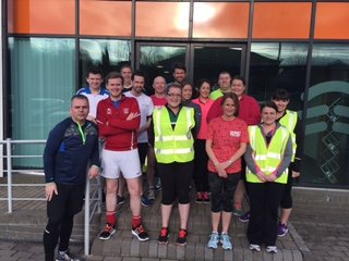 Sports Relief HBE Run 2016-03