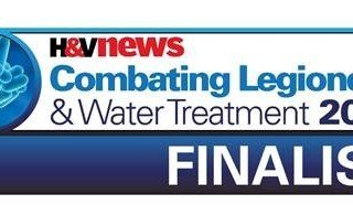 H&V Combating Legionella & Water Treatment Finalist HBE 2016
