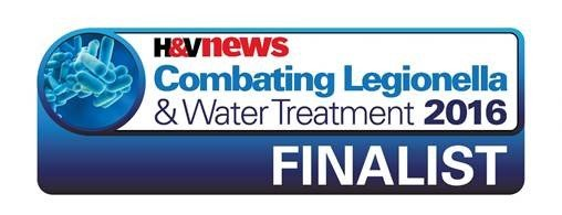 H&V Combating Legionella & Water Treatment Finalist HBE 2016