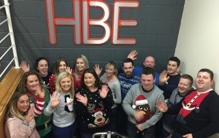 HBE Fun Friday Charity fundraising day