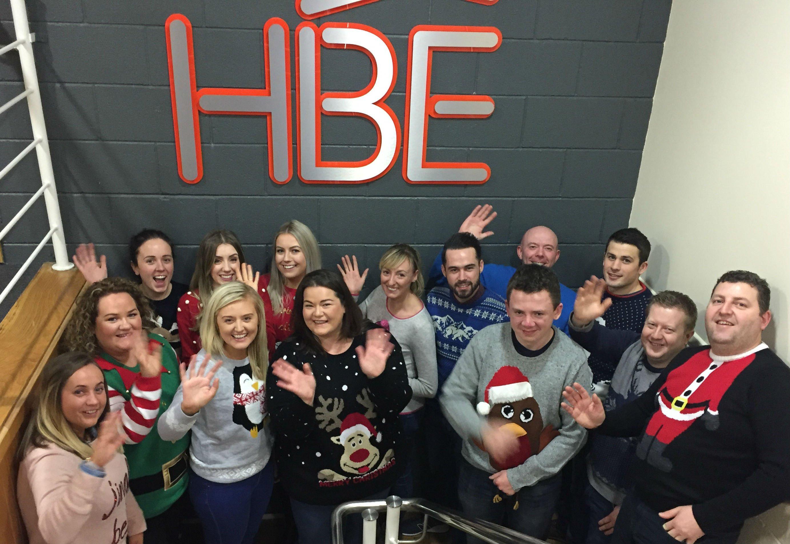 HBE Fun Friday Charity fundraising day