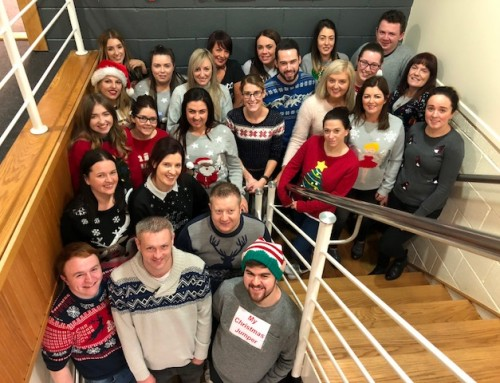 Annual Christmas Jumper Day