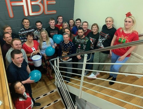 It's our Charity Christmas Jumper Day again!